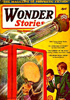 Wonder Stories - April 1931