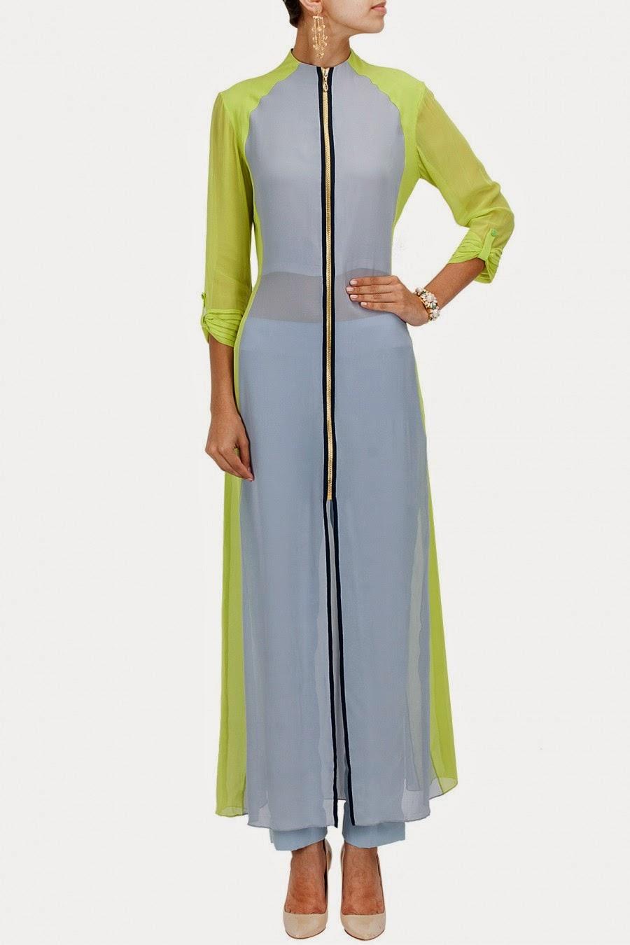 Stylish tunic designs