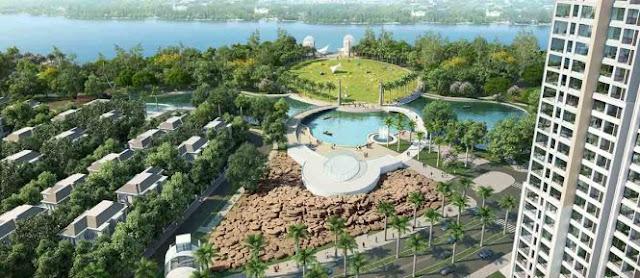 Công viên Vinhomes Central Park - nơi hiện thực hóa giấc mơ người Việt