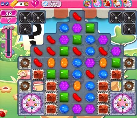 Candy Crush Saga 752