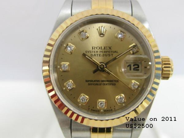 Rolex Watch Price Value