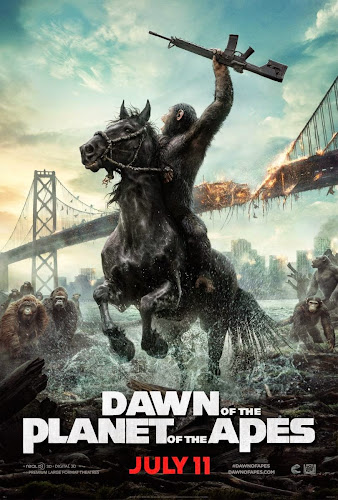 Dawn of the Planet of the Apes (BRRip 3D 1080p Ingles Subdtitulada) (2014)