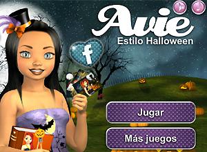 Avie Halloween Style