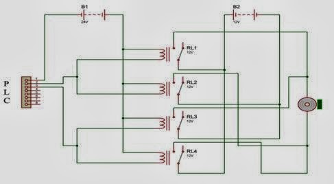 click plc wiring diagram with Ladder Diagram Programming on Plc Wiring Diagram Symbols likewise Electric Sequencer Wiring Diagram moreover Diagrama De Escalera besides Single Line Wiring Diagram Plc further Circuit Training Diagram.