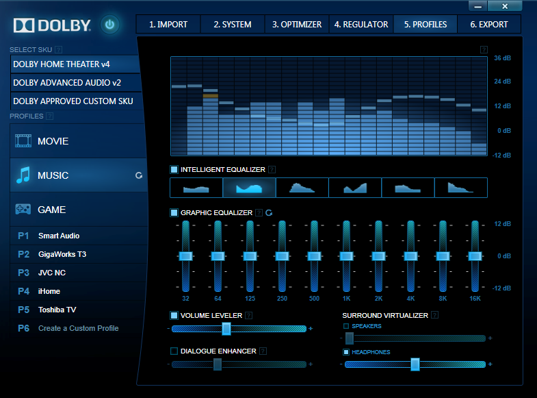 Dolby digital sound software for pc