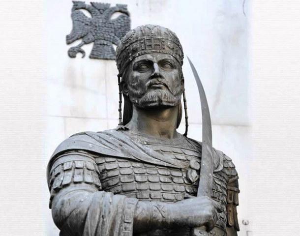 Οι μύθοι του Μαρμαρωμένου Βασιλιά και της Κόκκινης Μηλιάς