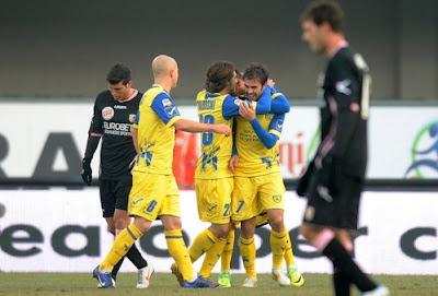 Chievo Palermo 1-0 highlights
