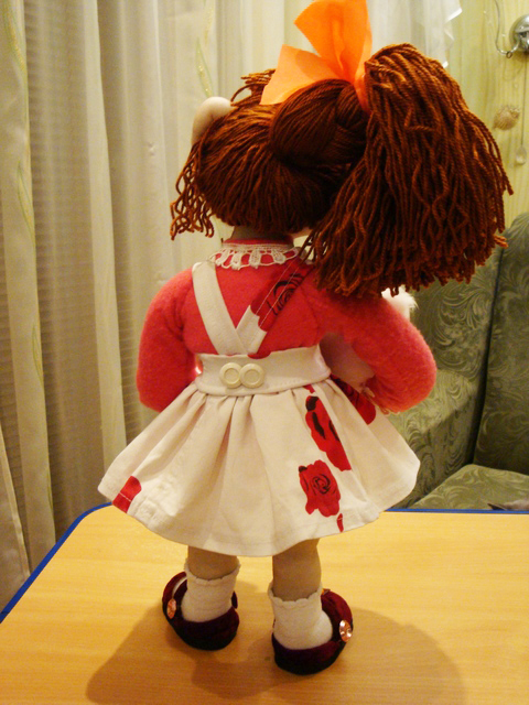 Каркасные куклы мастер класс лаврентьевой