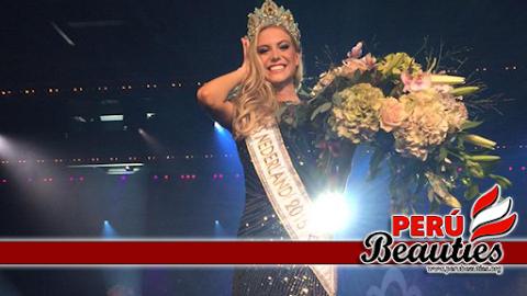 Miss Nederland 2015