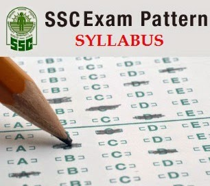 SSC Exam Pattern - Syllabus for CGL 10+2