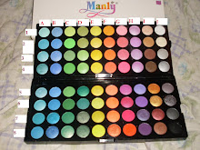 Manly Pro 80 Eye shadow Palette