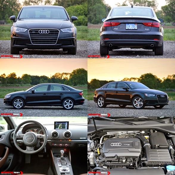 Automotive News: 2015 Audi A3