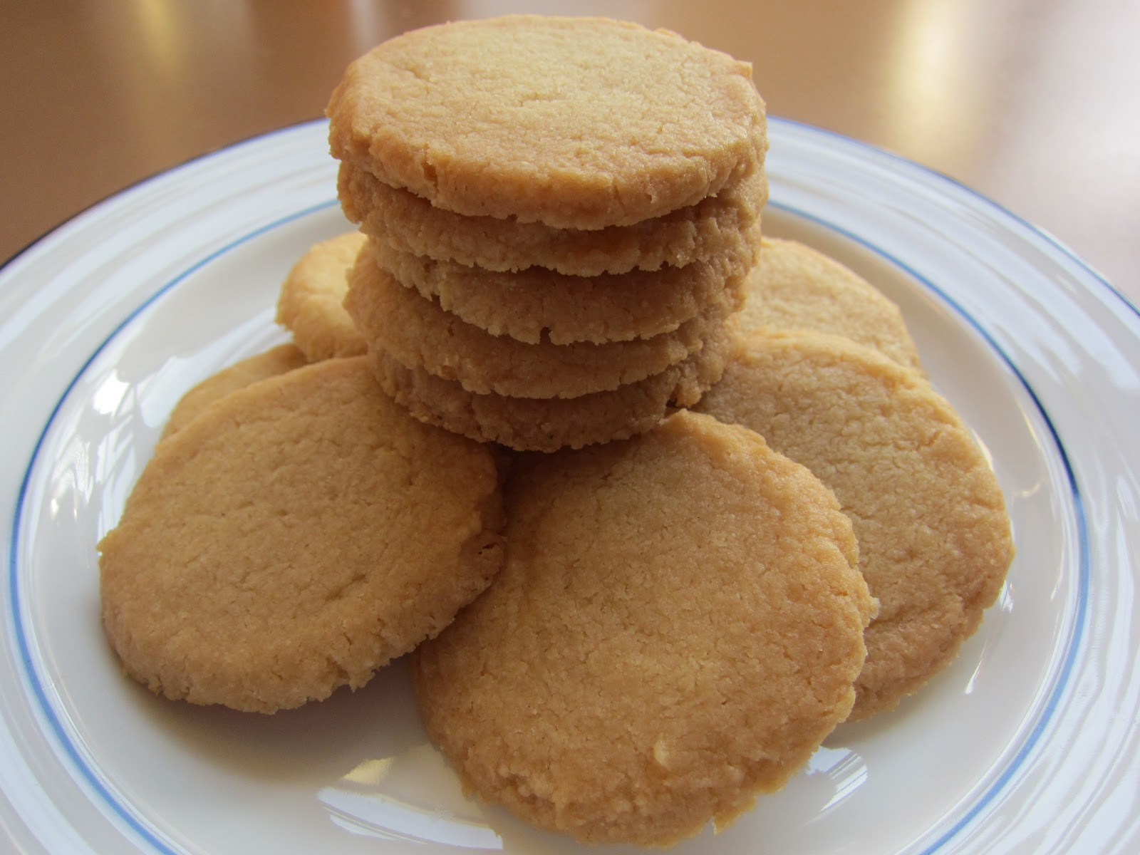 Cooker Girl: Brown Sugar Shortbread