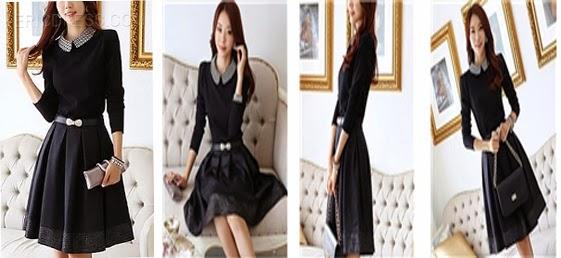 OL Style Dress