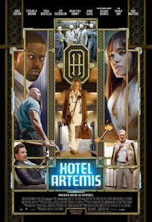 Hotel Artemis Legendado Online