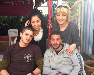Reprinted via The Algemeiner: Not the Typical IDF Soldier's Mom: Muslim Arab Mother Whose Son Serves in the IDF Speaks Out