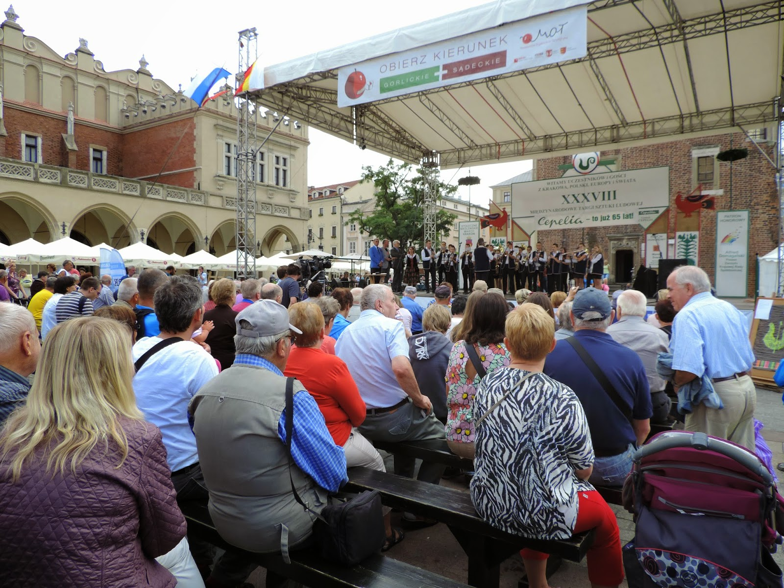 "Festiwal ""Cepelia"" - scena główna | The Cepelia Festival's stage"