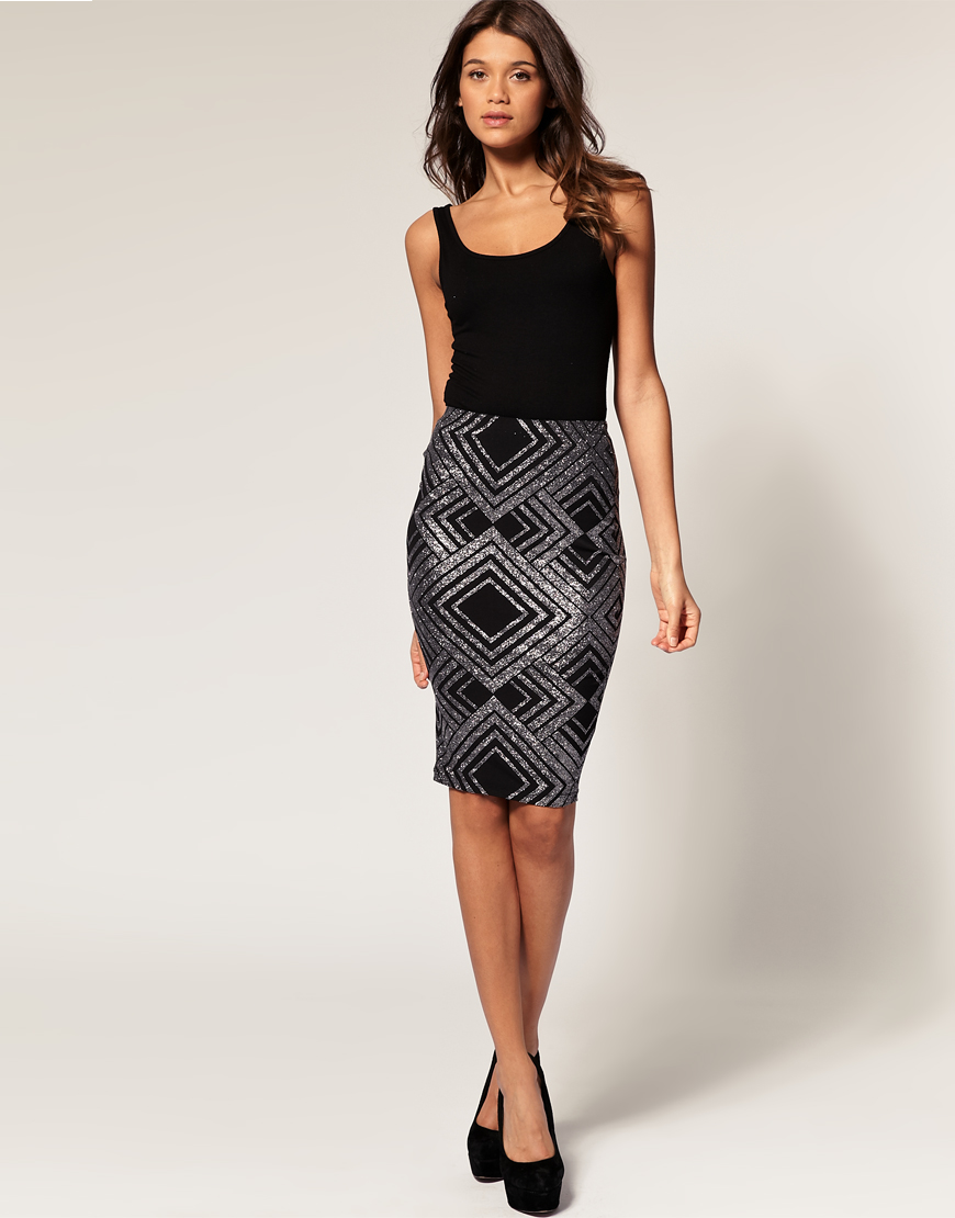 Women Beauty Tips: 10  Cool Pencil Skirt Outfits to Make You Stand Out