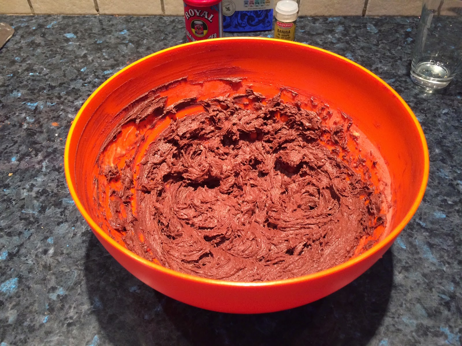 Шоколадное печенье с кусочками цедры апельсина (супер-простое, супер-быстрое, супер-шоколадное!)