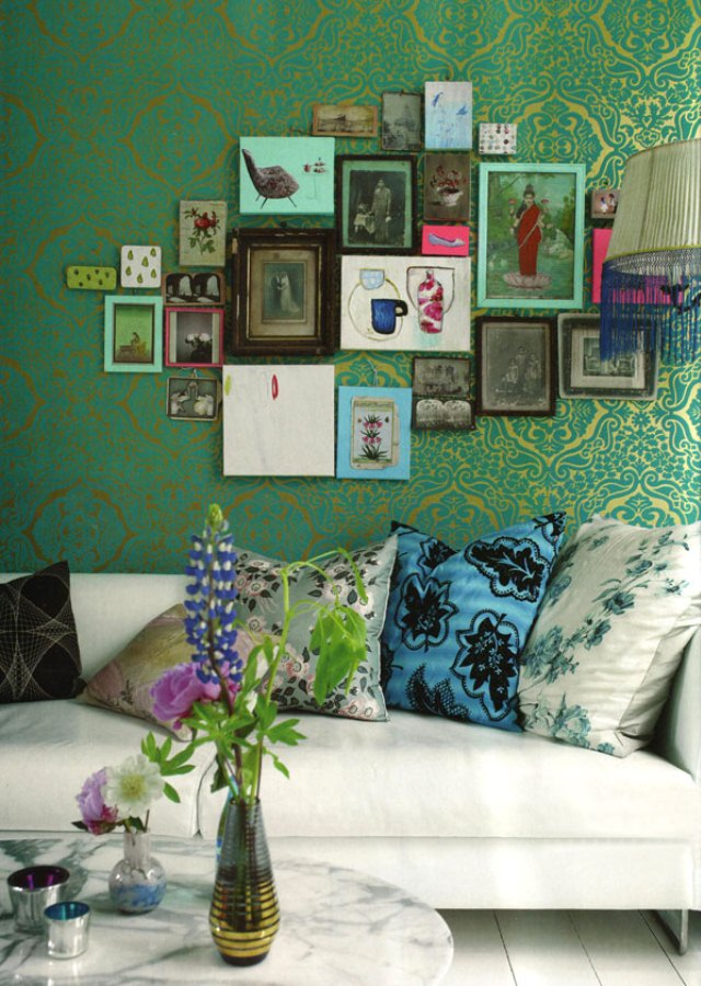 Decorating With Emerald Green Pantones Color Of The Year