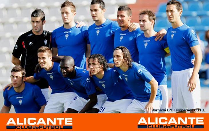 ALICANTE CF