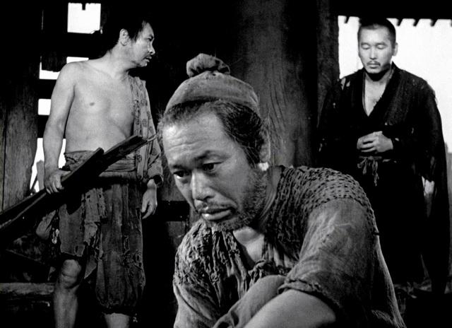 humanity as selfish deceitful and manipulative in the japanese film rashomon produced by akira kuros
