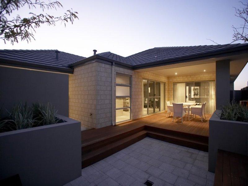 Jarrah jungle picking our exterior house colours for House colour choice
