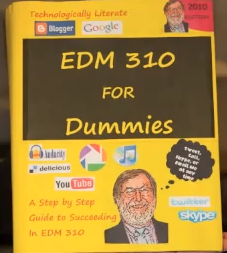 EDM310 for Dummies Book Cover