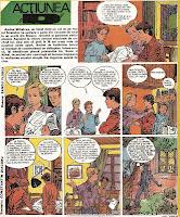 desene benzi desenate reivsta cutezatorii copii actiunea d deltaplan constantin diaconu sandu florea comics romania
