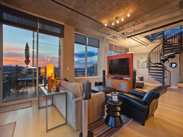 Amazing Denver Rooftop Penthouse Apartment For Sale Colorado