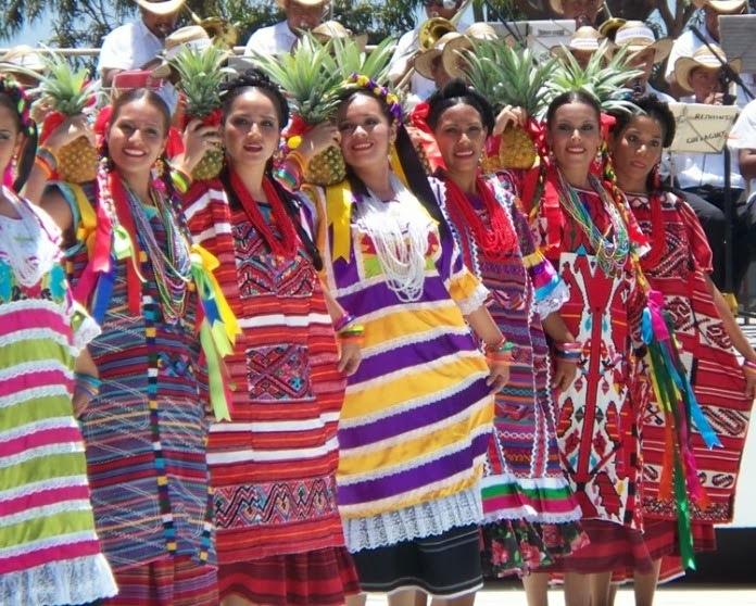 7 Grandiosos Trajes Regionales Mexicanos
