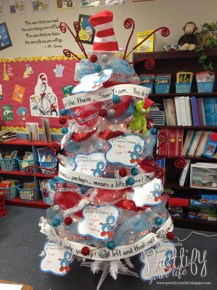 tuesday december 4 2012 - Dr Seuss Christmas Decorations