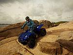 2012 Yamaha Big Bear 400 4x4 IRS ATV pictures 1