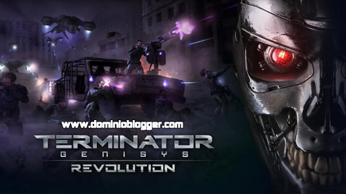 Salva a la humanidad en el juego de Terminator Genisys Revolution