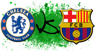 PREDIKSI SKOR BARCELONA VS CHELSEA 18 APRIL 2012