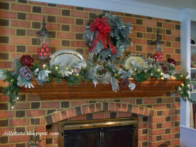 Davis heirlooms for decorating http://jollettetc.blogspot.com