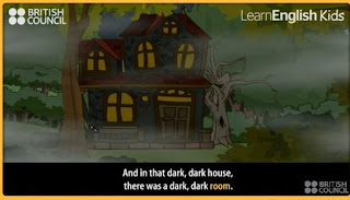 http://learnenglishkids.britishcouncil.org/es/short-stories/dark-dark-wood