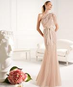 VESTIDOS DE FIESTA vestidos fiesta rosa clara