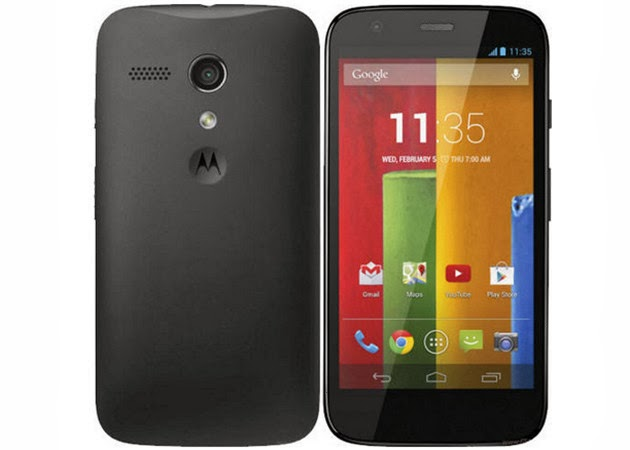Nuevo Smartphone de Google, Motorola Moto G