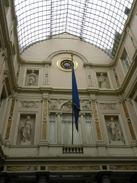 Royal Gallerie St. Hubert Brussels