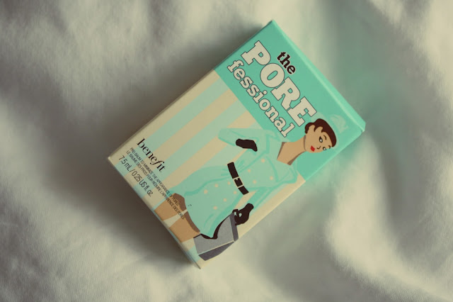 Benefit 'The Porefessional' 7.5ml sample review