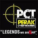 Members of Perak Cyber Troopers
