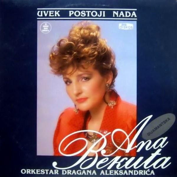 Ana Bekuta - Diskografija (1985-2013)  1988+-+Uvek+Postoji+Nada+1