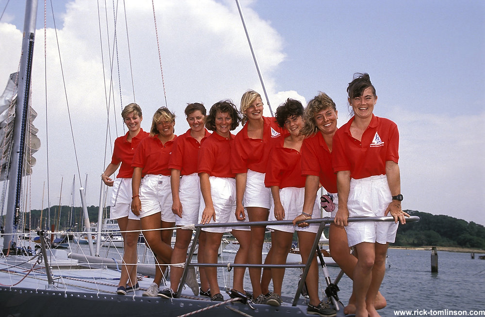 All Female Yacht Crew Pictures To Pin On Pinterest PinsDaddy
