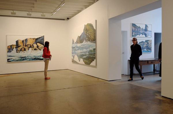 Martin Browne Contemporary - Neil Frazer Breaker exhibition 2012