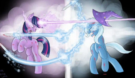 Epic Pony Battles of History Epic Rap Battle of Pony