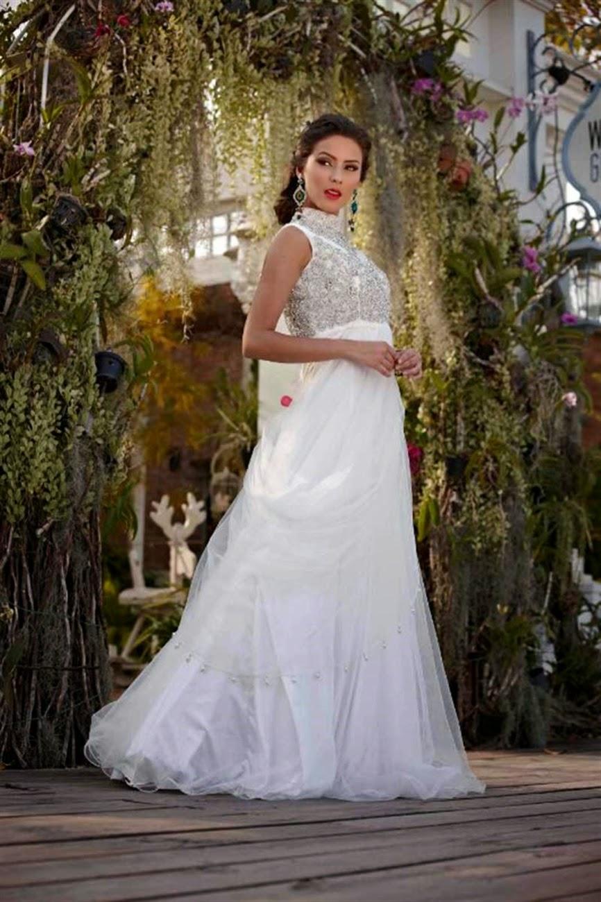 albarino net: Elegant Wedding Gowns 2014