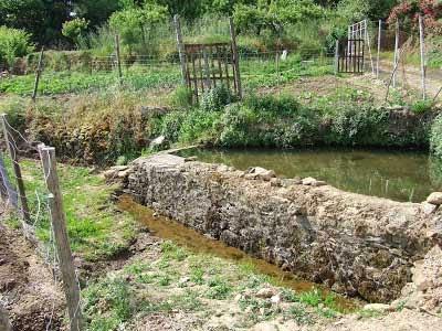 irrigation par innondation-espagne