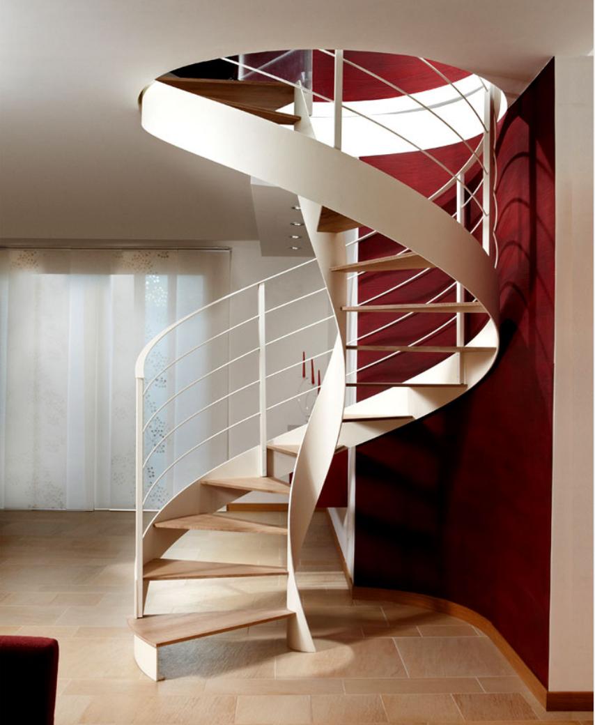 Banyak dari kita berasumsi tangga juga sebagai segi duniawi dekorasi tangga rumah tingkat