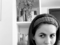 Diadema a crochet - Punto alto cruzado - Ahuyama Crochet